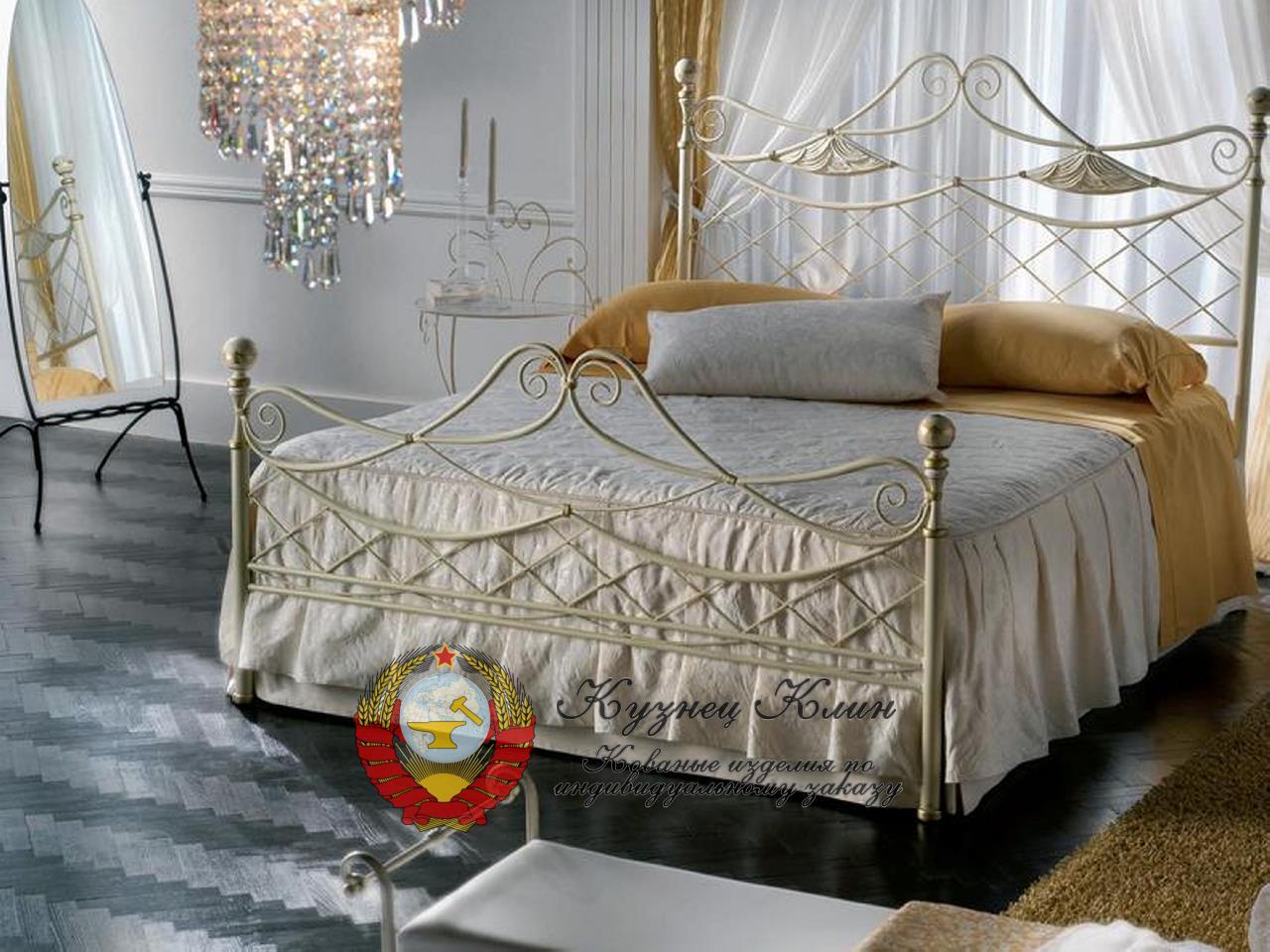 Кованые модульные кровати