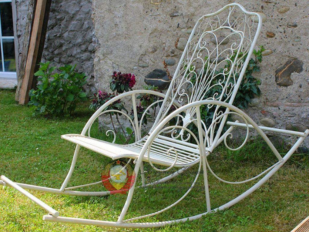 Кованые кресла и мебель
